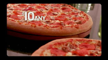 Pizza Hut TV Spot For $10 Any Pizza - Thumbnail 8