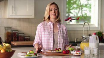 Nutella TV Spot For Breakfast Before School - Thumbnail 4
