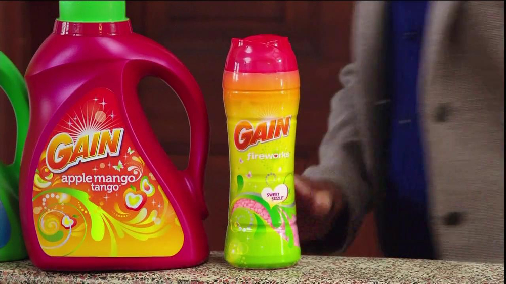 Gain Fireworks Scent Booster TV Commercial Featuring Wanda Sykes