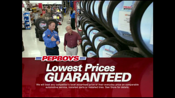 PepBoys TV Spot, 'Summer Tire-a-Thon'