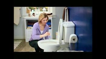 Lysol Power Toilet Bowl Cleaner TV Spot, 'No Toilet'