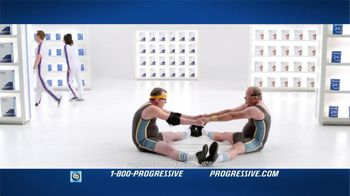 Progressive TV Spot For Competition - 207 commercial airings
