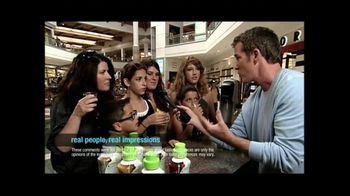 SodaStream TV Spot, 'Live Demonstration'