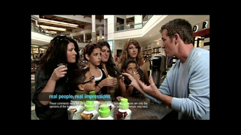 SodaStream TV Spot, 'Live Demonstration'