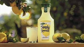Simply Lemonade TV Spot, 'Sweeter' - Thumbnail 1