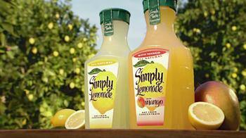 Simply Lemonade TV Spot, 'Sweeter' - Thumbnail 10