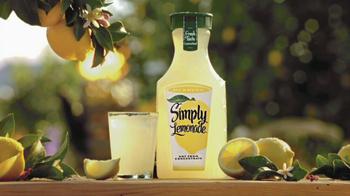 Simply Lemonade TV Spot, 'Sweeter' - Thumbnail 3