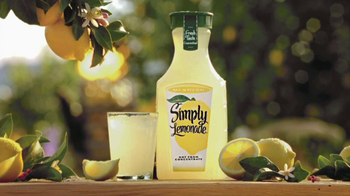 Simply Lemonade TV Spot, 'Sweeter' - Thumbnail 4