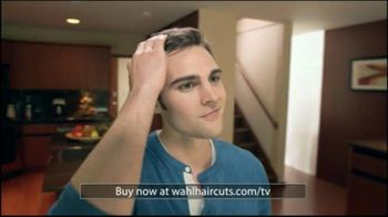 Wahl Home Products Cordless Clipper TV Spot - 298 commercial airings