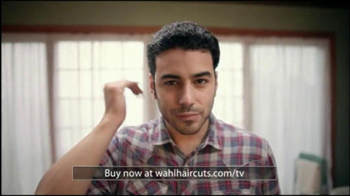 Wahl Home Products Cordless Clipper TV Spot - Thumbnail 9