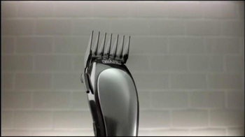 Wahl Home Products Cordless Clipper TV Spot - Thumbnail 4