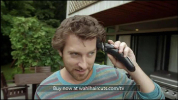 Wahl Home Products Cordless Clipper TV Spot - Thumbnail 7