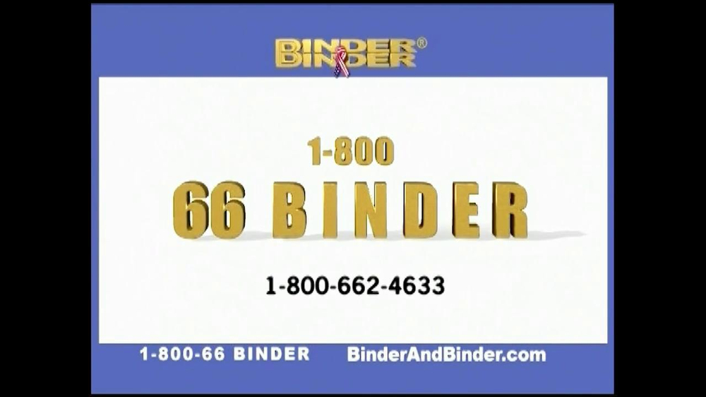 Binder and Binder TV Commercial For Listening And Getting Results