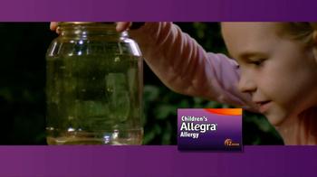 Children's Allegra Allergy TV Spot, 'Emma: Fireflies' - Thumbnail 9