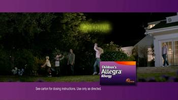 Children's Allegra Allergy TV Spot, 'Emma: Fireflies' - Thumbnail 5