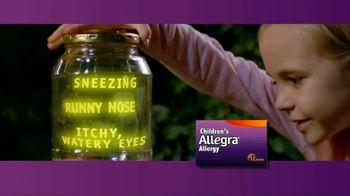 Children's Allegra Allergy TV Spot, 'Emma: Fireflies'