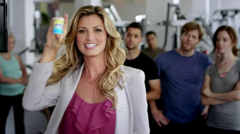 TruBiotics TV Commercial Featuring Erin Andrews