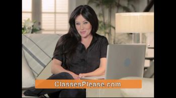 Education Connection TV Spot For Online DegreesFeaturing Shannen Doherty