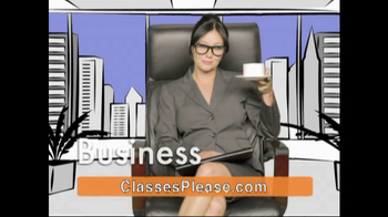Education Connection TV Spot For Online DegreesFeaturing Shannen Doherty - Thumbnail 4