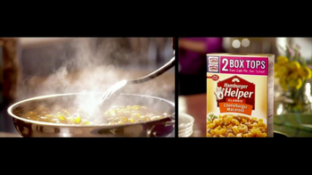 Hamburger Helper TV Spot, 'Help You Back' - Thumbnail 6