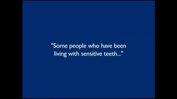 Sensodyne TV Spot For Saving A Dentist Visit - Thumbnail 1