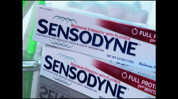 Sensodyne TV Spot For Saving A Dentist Visit - Thumbnail 9