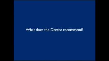 Sensodyne TV Spot For Saving A Dentist Visit - Thumbnail 4