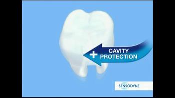 Sensodyne TV Spot For Saving A Dentist Visit - Thumbnail 6