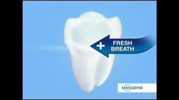 Sensodyne TV Spot For Saving A Dentist Visit - Thumbnail 7