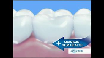 Sensodyne TV Spot For Saving A Dentist Visit - Thumbnail 8