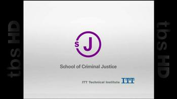 ITT Technical Institute TV Spot, 'School of Criminal Justice' - Thumbnail 4