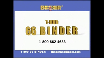 Binder and Binder TV Spot, 'Successful' - Thumbnail 6
