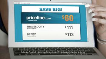 Priceline.com TV Spot For Medium - Thumbnail 7