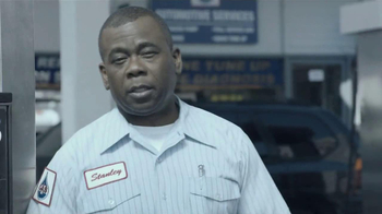 2013 Ford Escape TV Spot, 'The Browns: Gas Station'