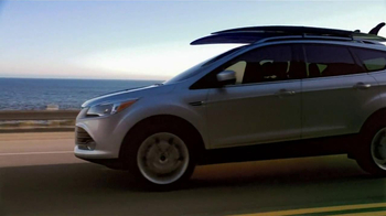 2013 Ford Escape TV Spot, 'The Browns: Gas Station' - Thumbnail 5