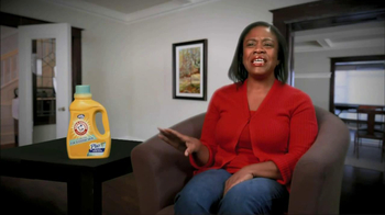 Arm and Hammer TV Spot For Sensitive Skin Detergent - Thumbnail 5