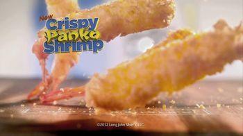Long John Silver's TV Spot For Crispy Panko Shrimp - 627 commercial airings
