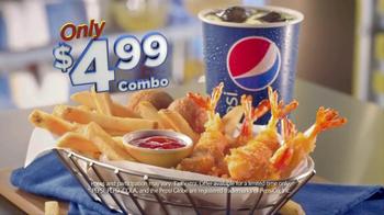 Long John Silver's TV Spot For Crispy Panko Shrimp - Thumbnail 9