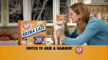 Arm and Hammer Ultra Last TV Spot, 'Busy Life' - Thumbnail 9