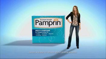 Pamprin TV Spot For Maximum Relief