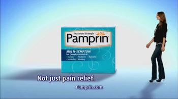 Pamprin TV Spot For Maximum Relief - Thumbnail 4