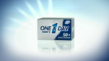 One A Day TV Spot For Men's 50+ - Thumbnail 5