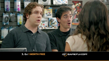 GameFly.com TV Spot For GameFly.com