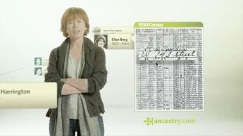 Ancestry.com TV Spot, '4 Blocks Away' - Thumbnail 6