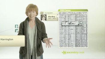 Ancestry.com TV Spot, '4 Blocks Away'