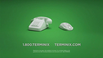 Terminix TV Spot For Pests Are Monsters - Thumbnail 6