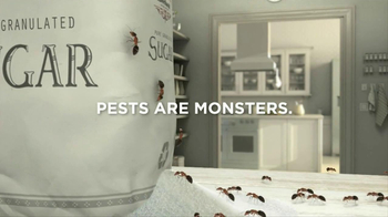 Terminix TV Spot For Pests Are Monsters - Thumbnail 4