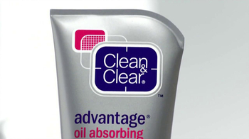 Clean & Clear Oil Absorbing Cream Cleanser TV Spot - Thumbnail 4