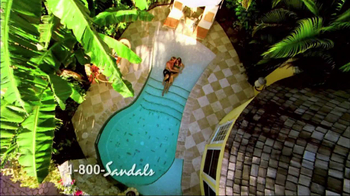 Sandals Resorts TV Spot, 'More Unique' - Thumbnail 1