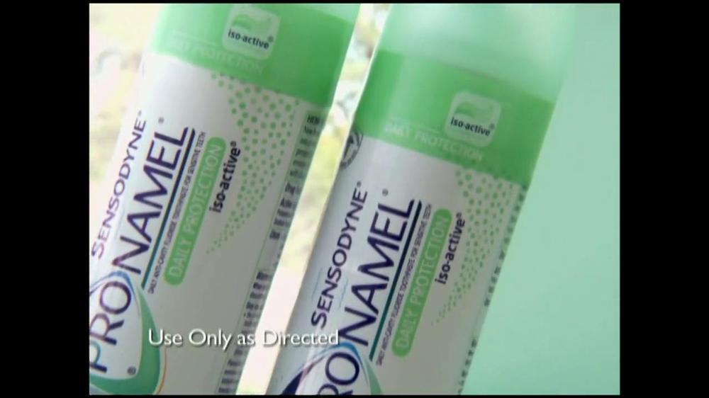 ProNamel TV Commercial, 'Dentist Approved'